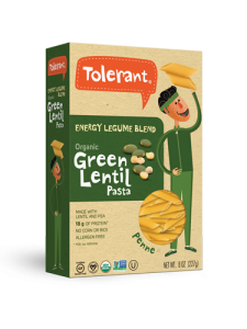 Energy Blend Green Lentil Pasta Penne 8 oz
