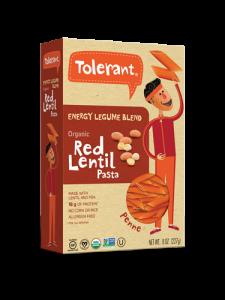 Energy Blend Red Lentil Pasta Penne 8 oz