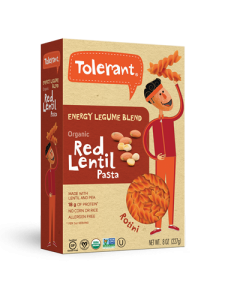 Energy Blend Red Lentil Pasta Rotini 8 oz