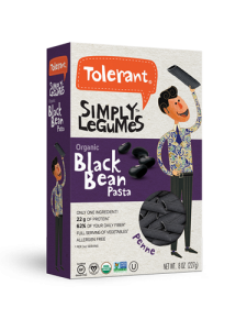 Simply Legumes Black Bean Pasta Penne 8 oz