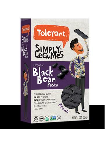Simply Legumes Black Bean Pasta Penne 8 oz