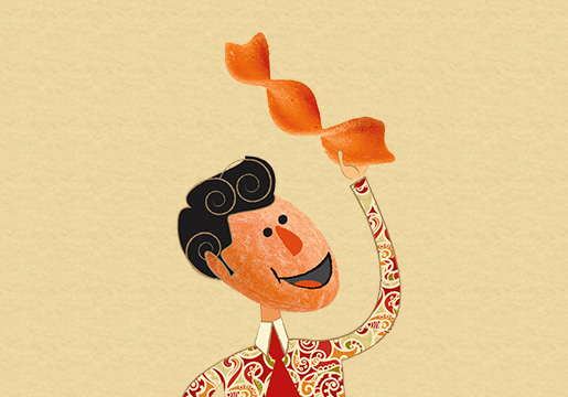 mr red lentil paisley