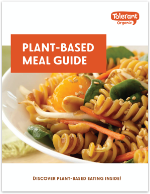 Plant-Based Meal Guide E-Book